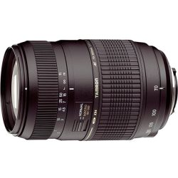 Tamron AF 70 300mm f 4.0 5.6 Di LD Macro Canon objectief