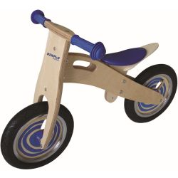 Loopfiets blauw Simply for kids