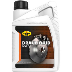 Kroon Oil remvloeistof Drauliquid DOT3 1 liter
