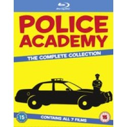 Police Academy Collection (Blu ray) (Import)