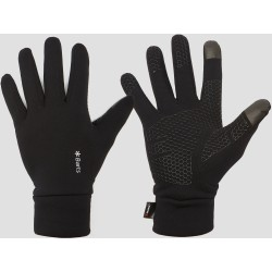 Barts Powerstretch Touch Gloves Unisex Handschoenen Black Maat S M