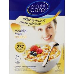 Weight Care Muesli Krokant (5sach)