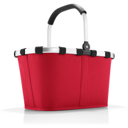 Reisenthel Carrybag Boodschappenmand Polyester 22L Rood