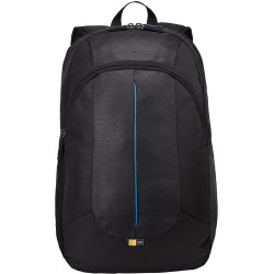 Case Logic PREV217 Laptop Rugzak Black Midnight