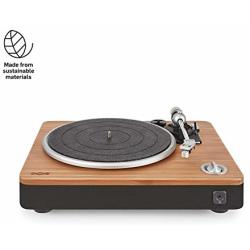 House of Marley Stir it up Platenspeler Zwart