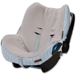 Baby's Only Hoes Maxi Cosi 0 Cable baby blauw