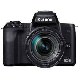 Canon EOS M50 systeemcamera Zwart 18 150mm IS STM