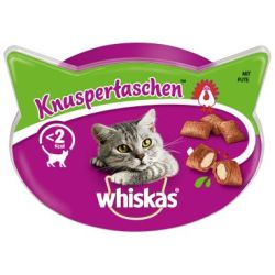 Whiskas Temptations kip kaas kattensnacks