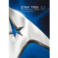 Star trek original series Seizoen 2 (DVD)