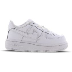Nike Force 1 (TD) Sneakers Kids Sneakers Maat 27 Unisex wit