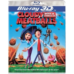 Cloudy With a Chance of Meatballs 3D