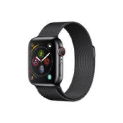 Apple Watch Series 4 OLED Cellulair Zwart GPS smartwatch 40mm MTVM2FD A