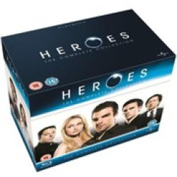 Heroes Complete Serie (Import)