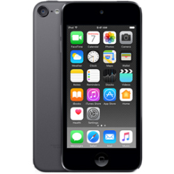 iPod Touch 6 32GB Space Grey (Zwart)