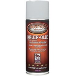 Rustyco kruipolie spray 400 ml