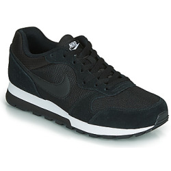 NIKE Md runner 2 sneakers zwart wit dames Dames