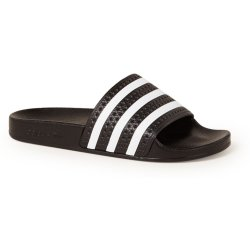 adidas Adilette Slippers Volwassenen Core Black White Core Black Maat 36 2 3