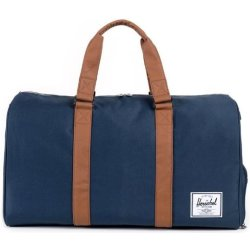 Herschel Supply Co. Novel Reistas Black Tan