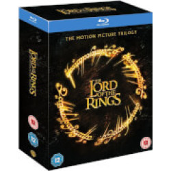 The Lord Of The Rings Trilogy (Blu ray) (Import)
