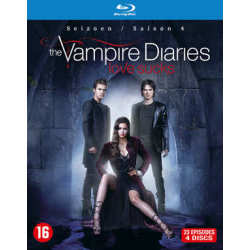 The Vampire Diaries Seizoen 4 Blu ray