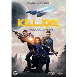 Killjoys Seizoen 1 (DVD)