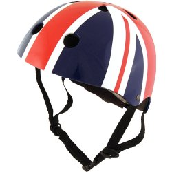 Kinder Fietshelm Union Jack Medium (53 58 cm)