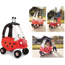 Little Tikes Cozy Coupe Lady Bug Loopauto
