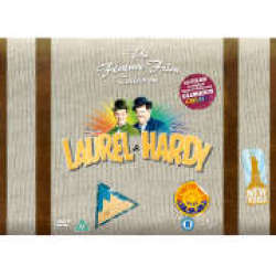 Laurel Hardy Feature Film Collection