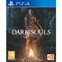PS4 Game Dark Souls Remastered for PlayStation 4 English