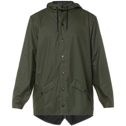 Rains Jacket 1201 Regenjas Unisex Green