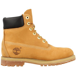 Timberland Dames 6 Inch Premium Boots (36 t m 41) Geel Honing Bruin 10361 37