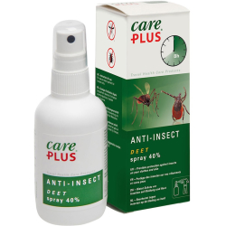 Care Plus Deet 40 Anti Insect Spray 60ml