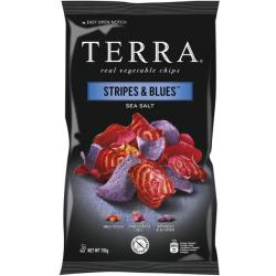 Terra Chips Stripes Blues Groenten (110g)