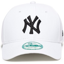 New Era MLB New York Yankees 9FORTY pet Wit Heren
