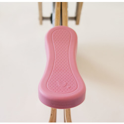 wishbone bike seatcover roze