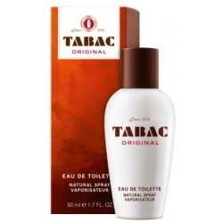 Tabac Original Eau De Cologne Natural Spray 50ml