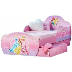 Disney Prinses Kinderbed met Lades