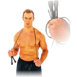ONBEKEND MERKLOOS iron gym speed rope 1s