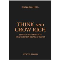 Invictus Library Think and Grow Rich Napoleon Hill