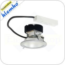 Led downlighter 27W 3000K voor gatmaat 180mm