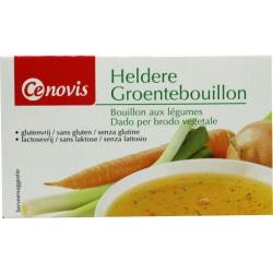 Cenovis Groentebouillon Tablet (88g)