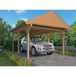 Tuindeco Carport Workum DHZ