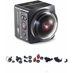 Kodak SP360 4K Explorer Pixpro Action Camera Pack zwart