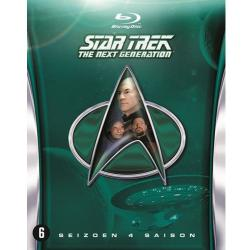 Star trek next generation Seizoen 4 (Blu ray)