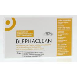 Thea Blephaclean Steriele Compressen 20st