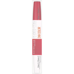 Maybelline Superstay 24H Lippenstift 185 Rose Dust