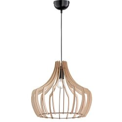 TRIO Wood Hanglamp