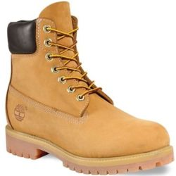 Timberland Dames 6 Inch Premium Boots (36 t m 41) Geel Honing Bruin 10361 39
