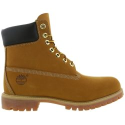 Timberland mannen 6 In Premium Waterproof (wide fit) klassieke laarzen geel (Wheat Nubuck) 40 EU
