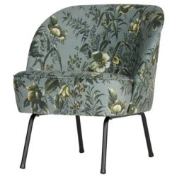 BePureHome fauteuil Vogue velours